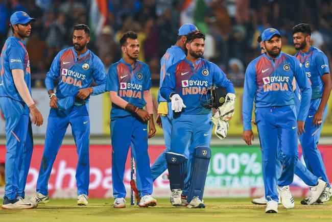 India Break Australia World Record with Massive Win at Rajkot - Sakshi