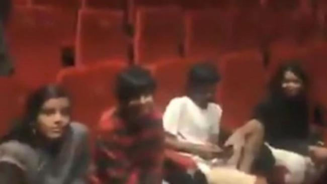 Bengaluru family bullied for not standing during national Anthem - Sakshi
