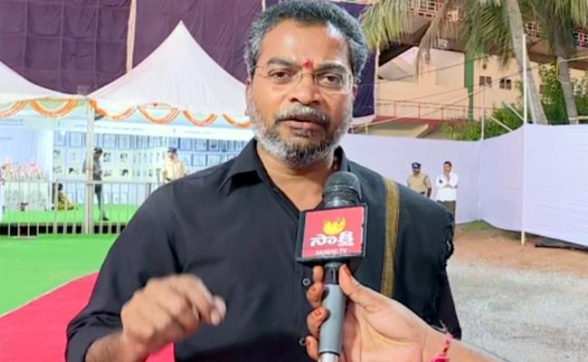 YSRCP MLA Vasantha Krishna Prasad Fires On Devineni Umamaheswara Rao - Sakshi