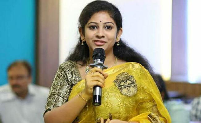 Sadineni Yamini Resigns To TDP - Sakshi