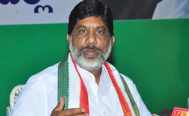 CLP Leader Mallu Bhatti Vikramarka Comments On KCR - Sakshi
