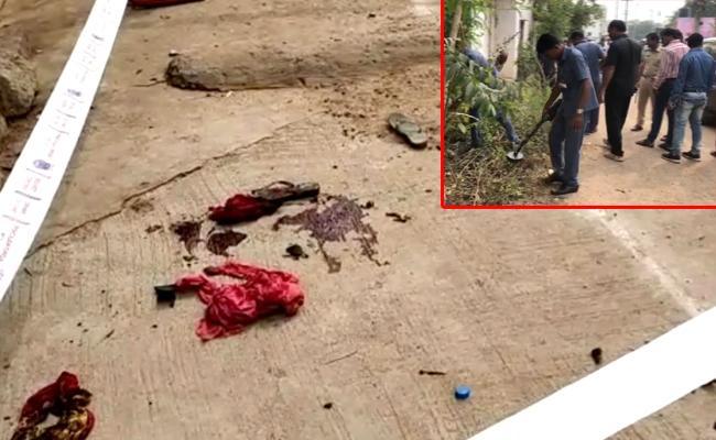 Explosion In Meerpet hyderabad - Sakshi