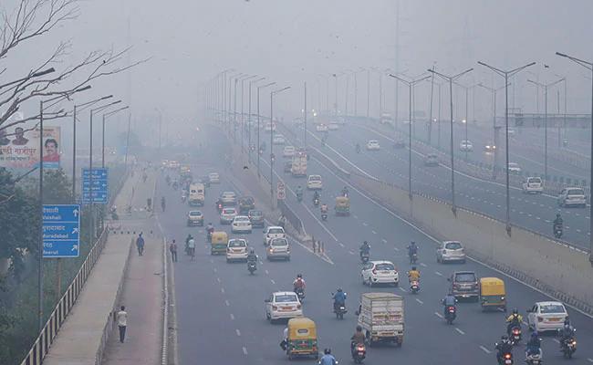 Editorial On Delhi Pollution - Sakshi