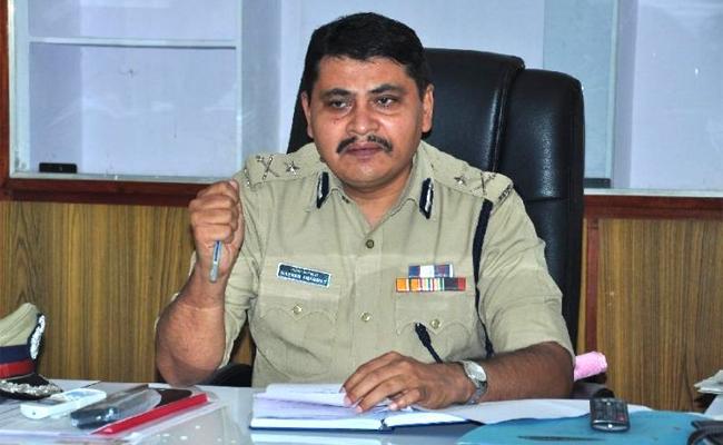 No Controversy on Ayyappa Mala Said Mahesh Bhagwat - Sakshi