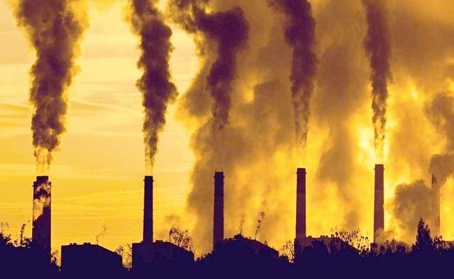 Madabhushi Sridhar Article on Environmental Pollution - Sakshi