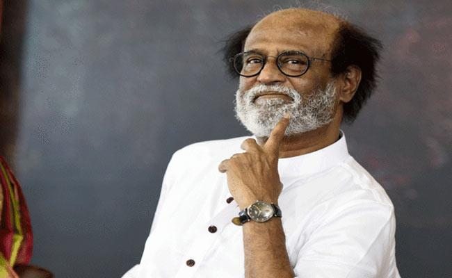 Rajinikanth Appeals People To Abstain While Ayodhya Case Verdict - Sakshi