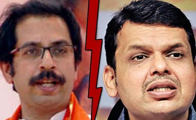 Governor May Impose President Rule In Maharashtra - Sakshi