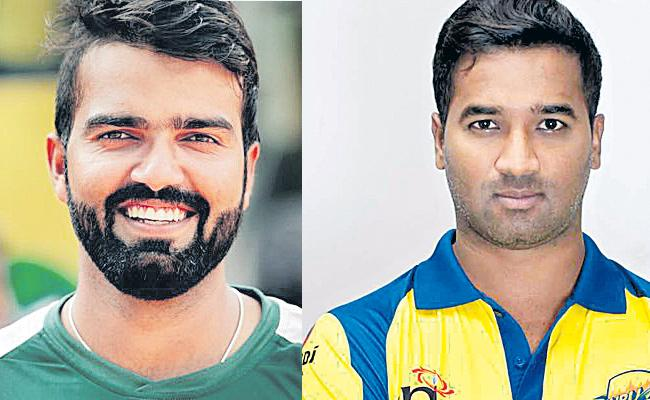 Arrest Of Two Cricketers For Spot Fixing At Karnataka - Sakshi