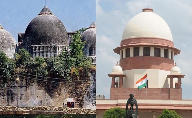 Supreme Court Announce Judgement On Saturday Over Ayodhya - Sakshi