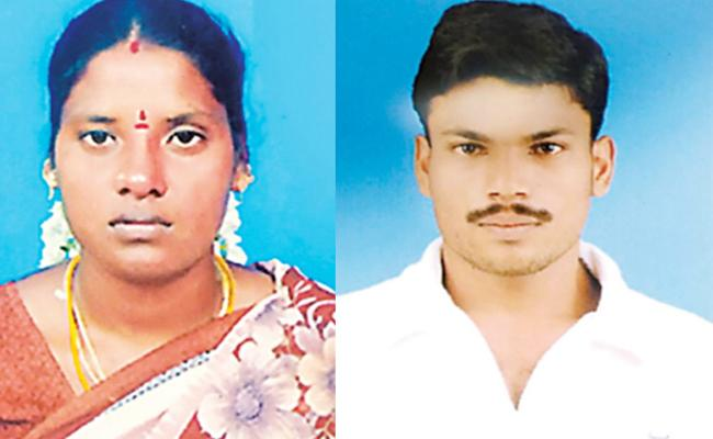 Man Killed Brother Wife And Commits Suicide in Tamil Nadu - Sakshi