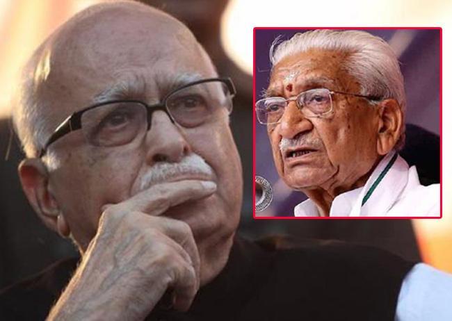 Govindacharya Credits Singhal, Advani for Success of Temple Movement - Sakshi