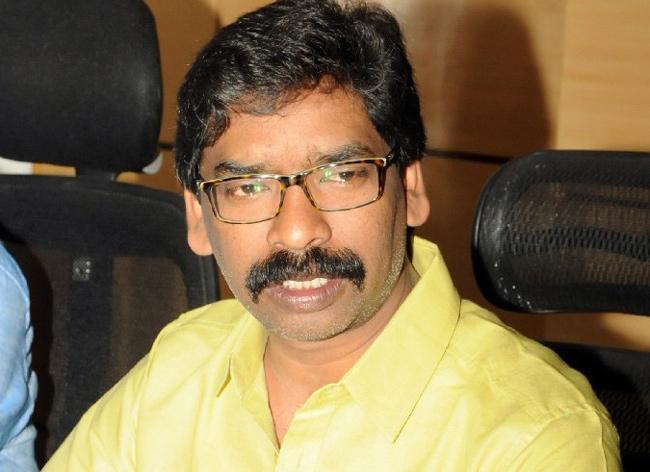 Hemant Soren Is Opposition Alliance Face In Jharkhand Election - Sakshi