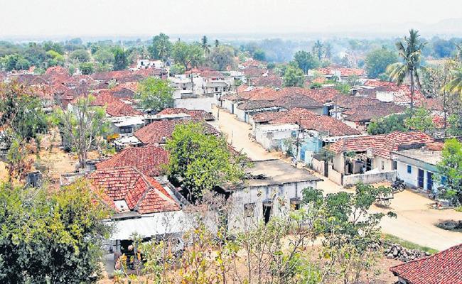 Planning of Rural Development Department for Infrastructure in villages - Sakshi