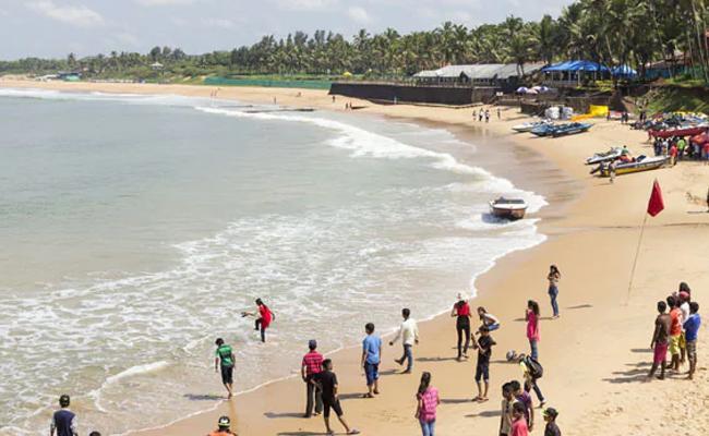 America Tourist Missing And Return To Goa From Maharashtra - Sakshi