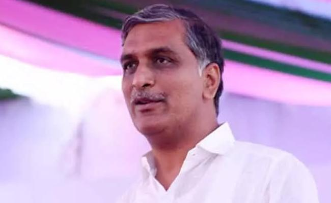 Harish Rao Speech In Sangareddy - Sakshi