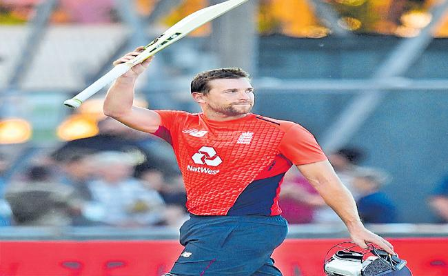 England Wins Against New Zealand in 4th T20 Match - Sakshi