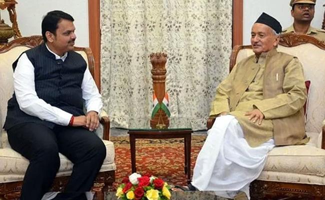 Maharashtra Governor Bhagat Singh Koshyari Invited BJP - Sakshi