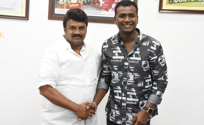 Bigg Boss 3 Telugu: Winner Rahul Sipligunj Meet Minister Talasani - Sakshi