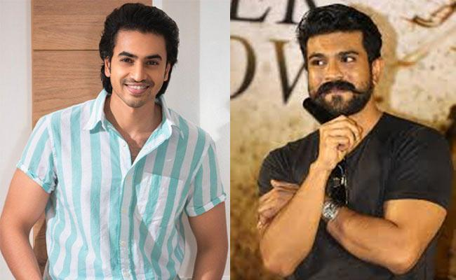 Ram Charan To Be The Guest Of Ashok Galla Debut Film Launch - Sakshi