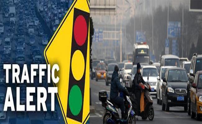 Traffic Diversions In Hyderabad For Milad Un Nabi - Sakshi