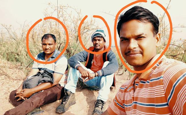 Forest Officer Missing In Boat Accident On Pranahita River - Sakshi