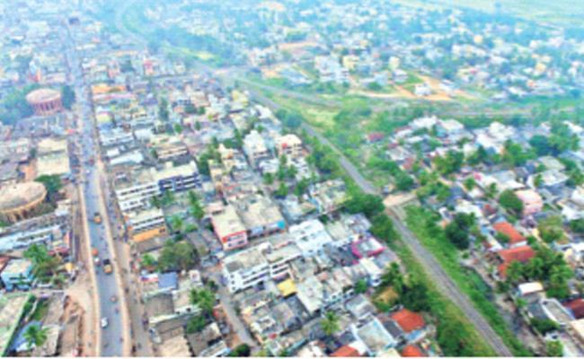Government Focus On Regularization Of Unauthorized Layouts - Sakshi