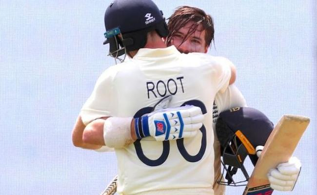 Centuries For Rory Burns And Root Against New Zealand - Sakshi
