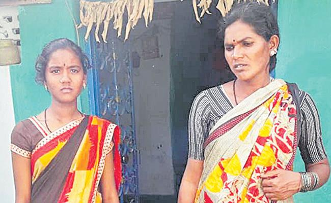 Priyanka Reddy Murder Case :  Accused Persons Families Worried - Sakshi