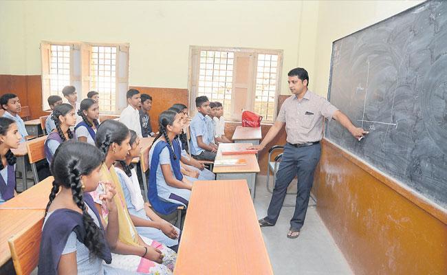 Msk Krishna Jyothi Article About Gender Sensitivity In School Education - Sakshi