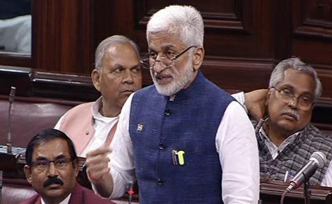 MP Vijayasai Reddy Request To Finance Minister Over GST Arrears - Sakshi