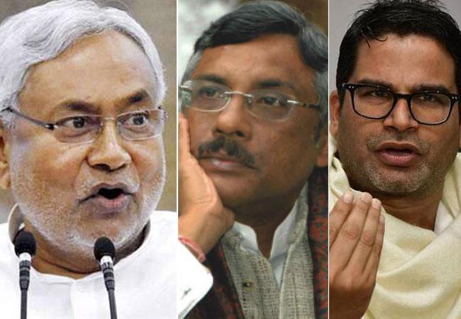 Nitish Kumar Gets Advice from Pavan K Varma on Citizenship Bill - Sakshi