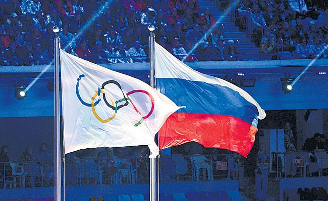 Russia In Top 5 Since 1996 In Medal Table List - Sakshi