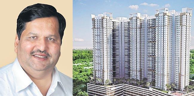 Mangat Prabhat Lodha named Indias richest real estate tycoon - Sakshi