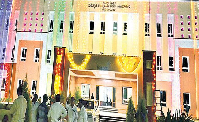 IOC Auditorium Will Opening In Gajwel By CM KCR - Sakshi
