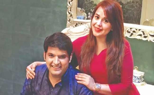 Kapil Sharma Announces Blessed With Baby Girl - Sakshi