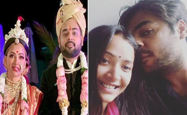 Shweta Basu Announce Separation With Rohit Mittal - Sakshi