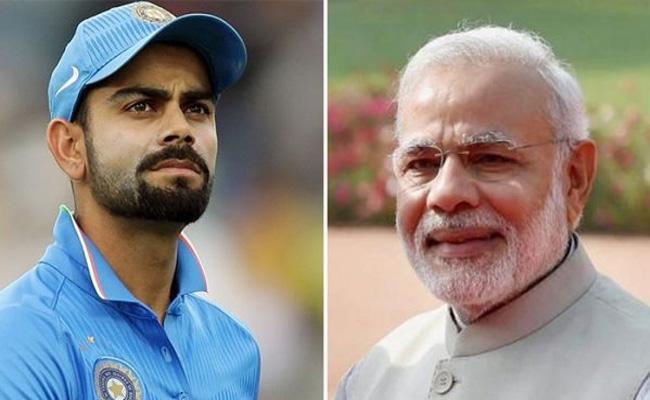 Narendra Modi Wins Indias Golden Tweet Of 2019 - Sakshi