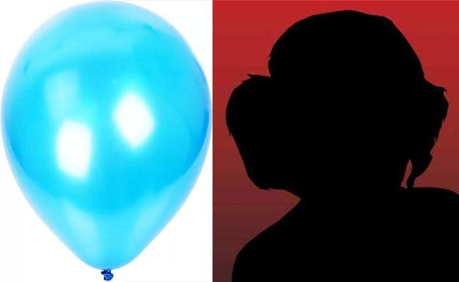 Man Kills Step Daughter For Asks Balloon In Uttar Pradesh - Sakshi