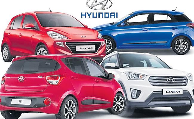 Hyundai Plans To Increase Car Prices From January - Sakshi