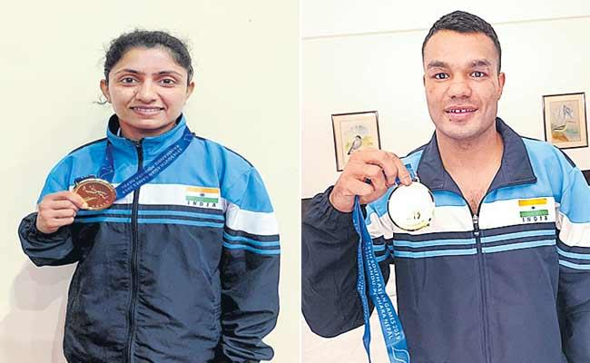 India Tops The List Of Nepal Games With 312 Medals - Sakshi