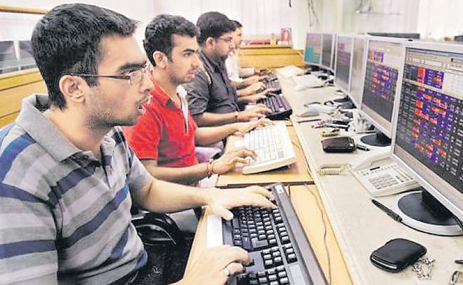Nifty Slipped Below Its Crucial 11,900 Level - Sakshi