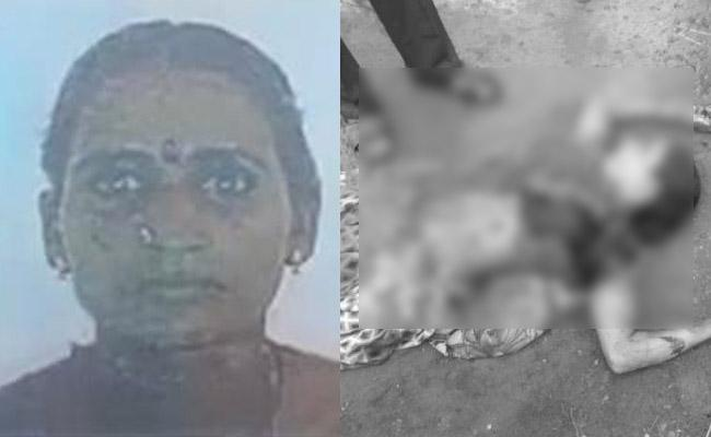 Aunty Murdered By Son In Law At West Godavari District - Sakshi