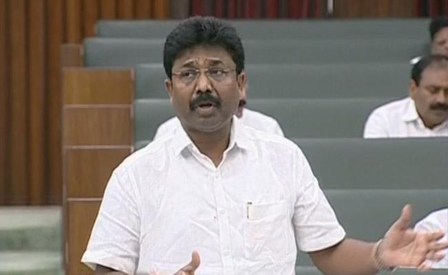 Chevireddy Bhaskar Reddy, Varaprasad Supports English Medium - Sakshi