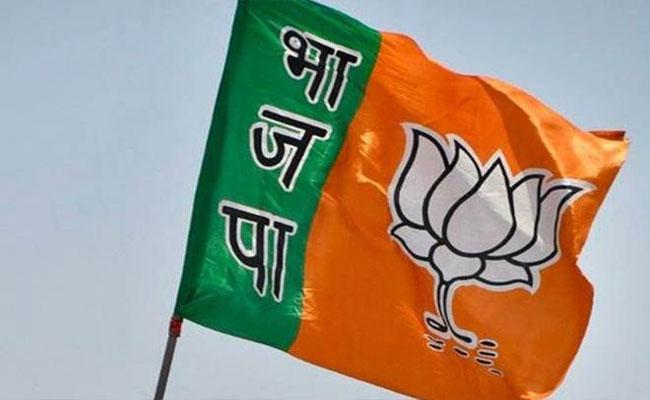 Election of BJP District President In Nizamabad - Sakshi