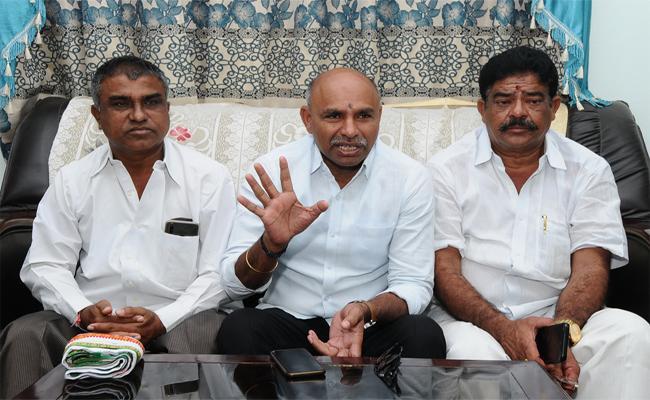 Conspiracy to Dismantle the STs: DCC President Shankar Naik - Sakshi