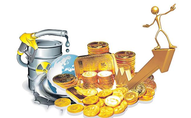 International Investment Banking Giant Plans To Increase Rates On Gold - Sakshi