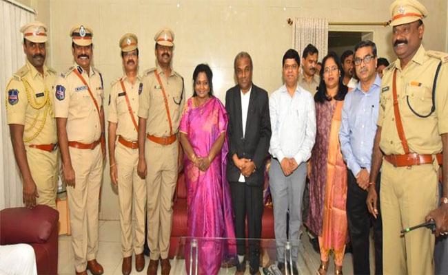 Governor Tamilsai Soundararajan Visit karimnagar Today - Sakshi
