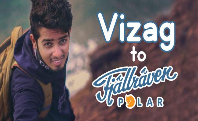 Lets Vote Jayaraj Gedela For Participate In Fjallraven Competition - Sakshi