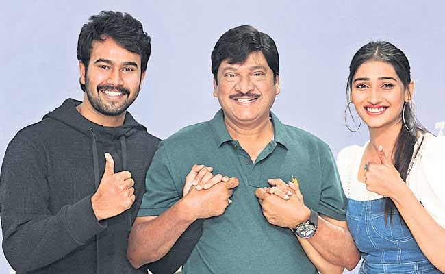 Rajendra Prasad In The Lead Role Is College Kumar - Sakshi