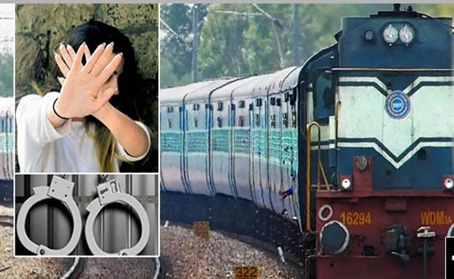 Train Fight In Mumbai Woman Tears Young Lady Dress Held For Molestation - Sakshi